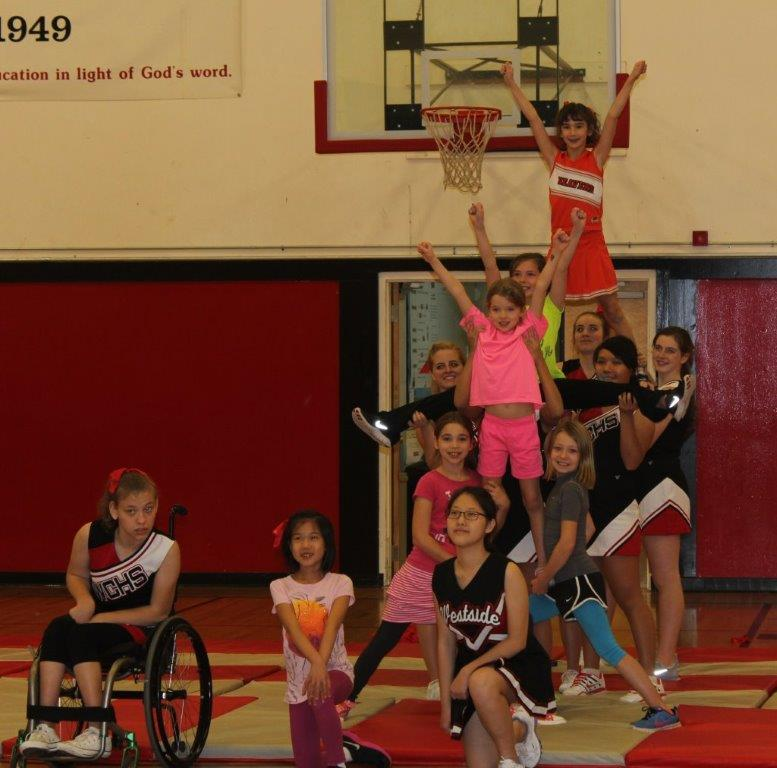 Summer Cheer, Stunt And Tumble Class – WHCS News & Events