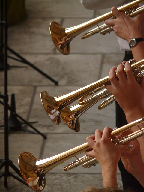 Band Trumpet