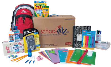 School Supply Pic